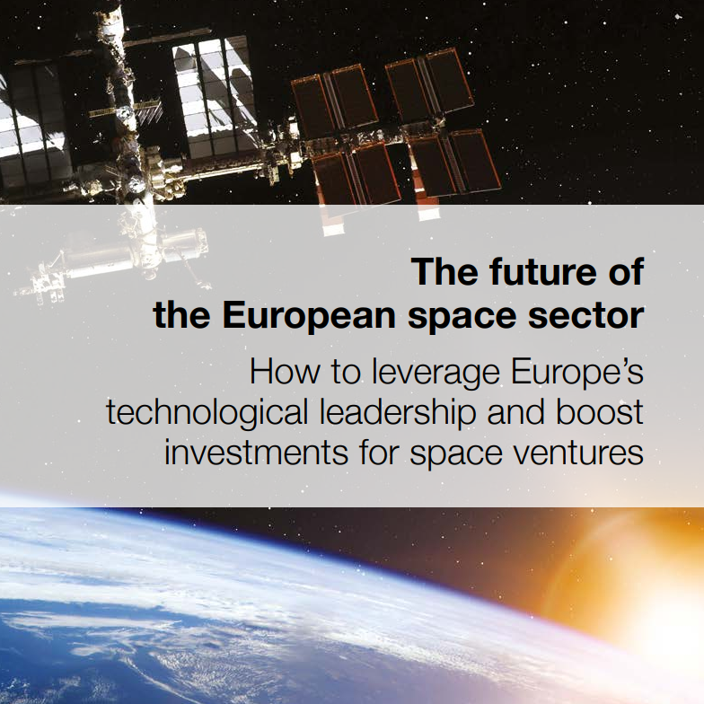 The future of the European space sector