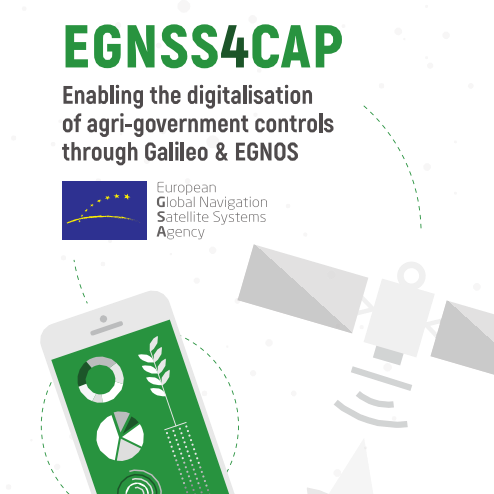 Enabling the digitalisation of agri-government controls through Galileo & EGNOS
