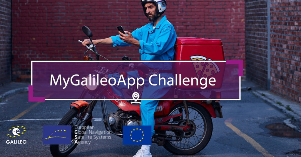 The MyGalileoApp Challenge supports teams to develop and take to market a mobile application using Galileo-enhanced technology