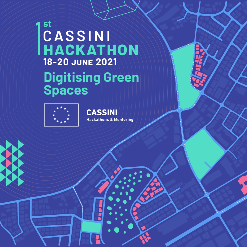 The CASSINI Hackathons challenge hackers to develop innovative solutions using EU Space technology, data and services