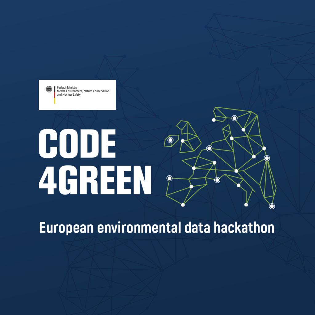 Code4Green: The European environmental data hackathon